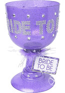 Bachelorette Party Favors Bride To Be Pimp Cup Purple