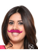 Bachelorette Party Favors Mustache Party Kit Pink