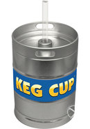 Keg Cup Drinking Cup 24oz