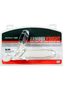 Armour Knight Molded Hollow Strap On Small And Medium...